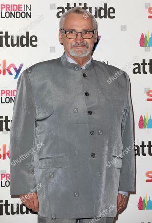 Editorial picture of Attitude Pride Awards, London, UK - 07 Jul 2017
