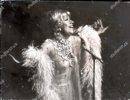 Dorothy Squires .... Singer ... (died April 1998) ....