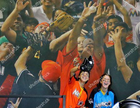Editorial image of All Star FanFest Baseball, Miami Beach, USA - 07 Jul 2017