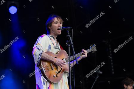 Editorial picture of Bluedot Festival, Day 1, Jodrell Bank Observatory, Cheshire, UK - 07 Jul 2017