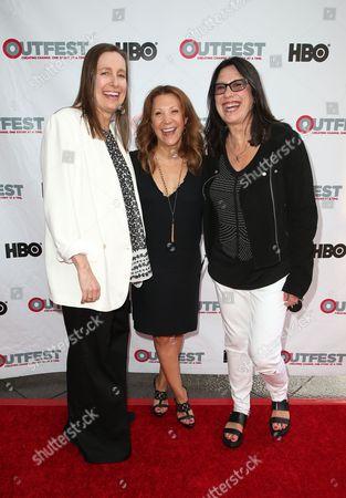 Leslie Thomas, Cheri Oteri, Lori Kaye