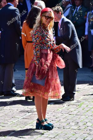Princess Elisabeth von Thurn und Taxis and Taxis