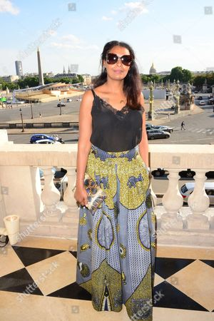 Editorial picture of Oriental Fashion show, Autum Winter 2017, Haute Couture Fashion Week, Paris, France - 06 Jul 2017