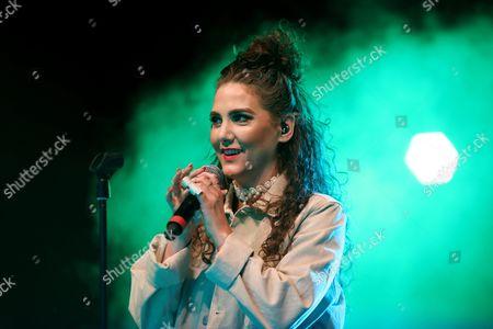 Stock Photo of Maria Hazell