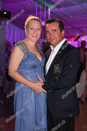 Falk Raudies mit partner Andrea (Ex von Maxi Arland),.