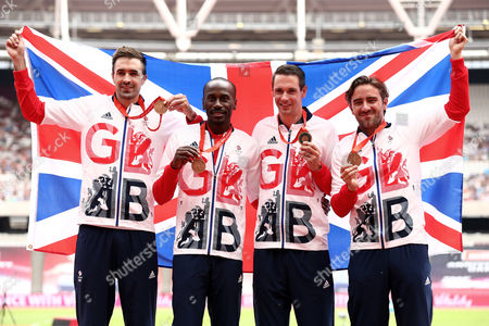 Editorial picture of The Muller Anniversary Games 2017, London Stadium, London, UK, 9 July 2017
