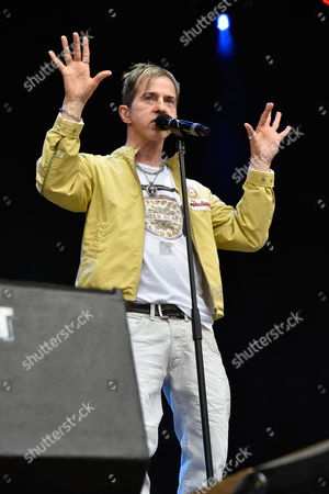 Stock Photo of Limahl