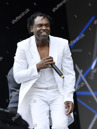 Stock Image of Dr Alban