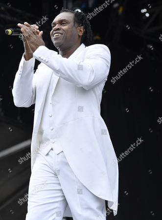 Stock Picture of Dr Alban