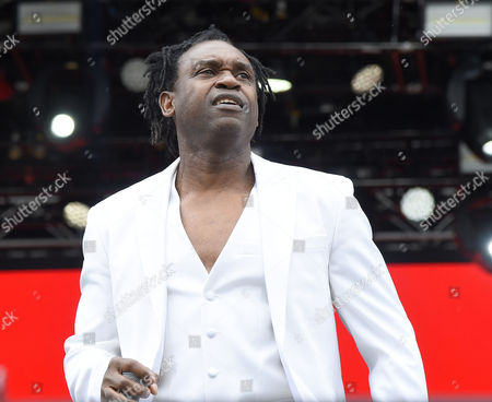 Editorial image of 'We who love the 90's' concert in Stockholm, Sweden - 08 Jul 2017