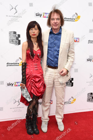Stock Photo of Jiaxin and Julian Lloyd Webber