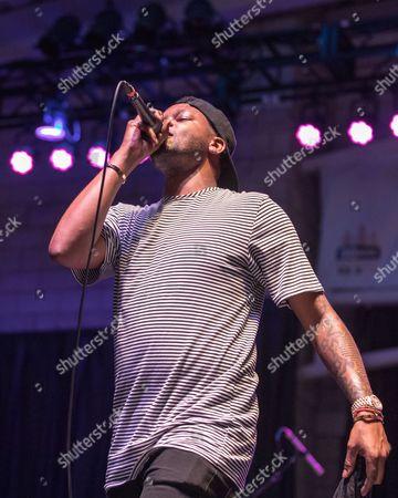 BJ The Chicago Kid - Bryan James Sledge