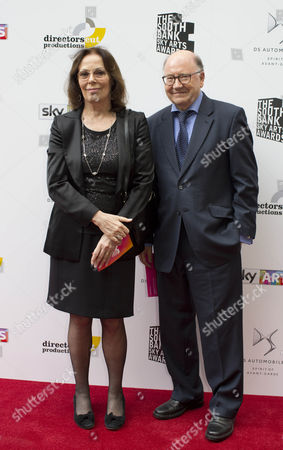 Rose Tremain and partner
