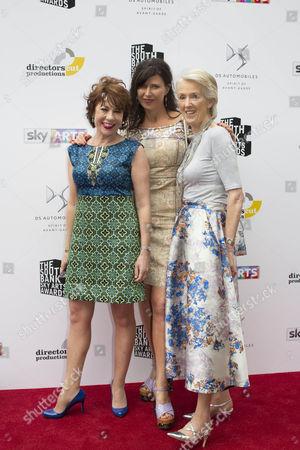 Kathy Lette, Ronni Ancona, Joanna Trollope
