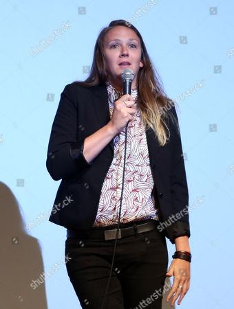 Stock Image of Alyssa Robbins