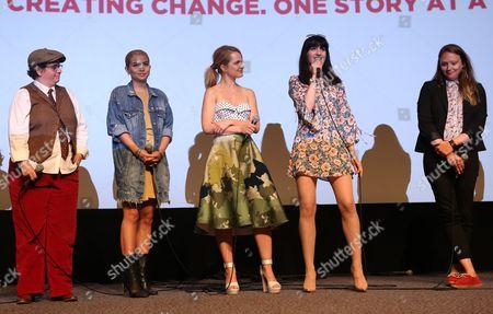 Stock Picture of Rebecca Drysdale, Hayley Kiyoko, Mena Suvari, Lena Hall, Alyssa Robbins