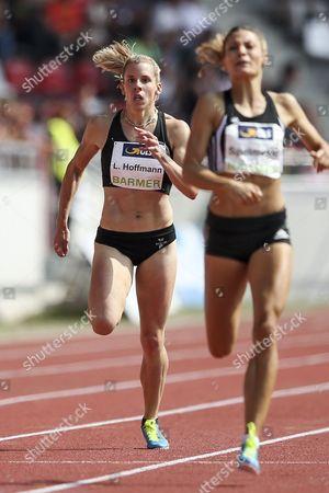 Editorial photo of Athletics - German National Championships, Erfurt, Germany - 09 Jul 2017
