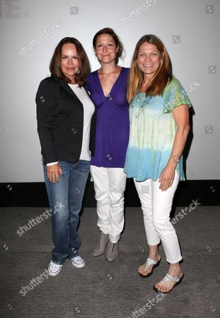 Stock Image of Crystal Chappell, Marisa Calin, Dendrie Taylor
