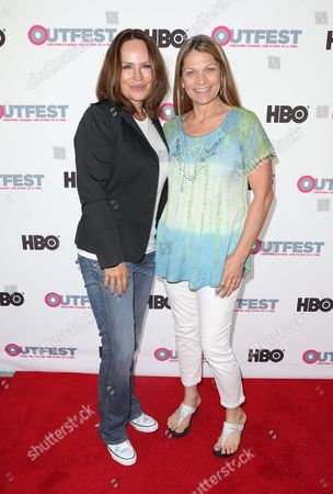 Crystal Chappell, Dendrie Taylor