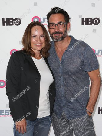 Crystal Chappell, Gregory Zarian