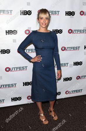 Editorial image of 'Becks' film screening, Outfest Los Angeles LGBT Film Festival, USA - 09 Jul 2017