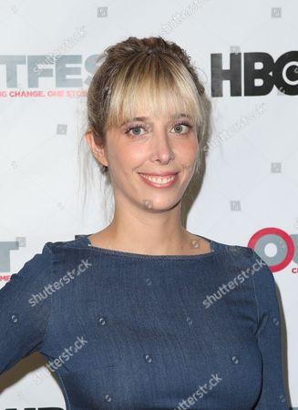 Stock Image of Elizabeth Rohrbaugh
