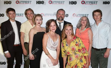 Editorial picture of 'The Revival' film screening, Outfest Los Angeles LGBT Film Festival, USA - 09 Jul 2017