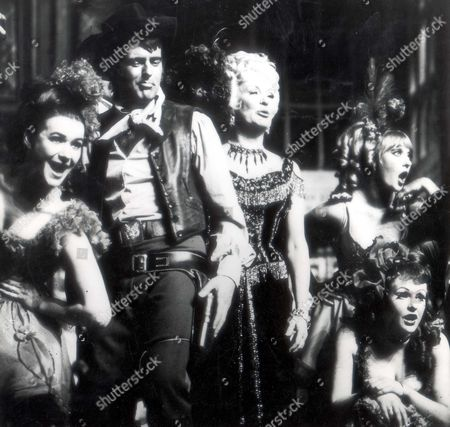 Betty Grable As Saucy Belle Starr - She Was A Success But The Show Came Off. (dead 6/1973)