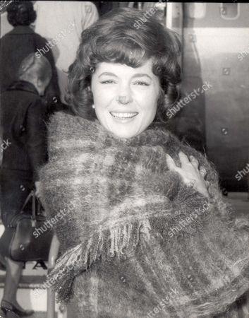 Actress Barbara Shelley 1967