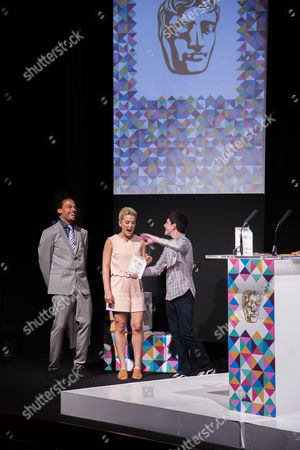 Editorial picture of BAFTA Young Game Designers Awards, Ceremony, London, UK - 08 Jul 2017