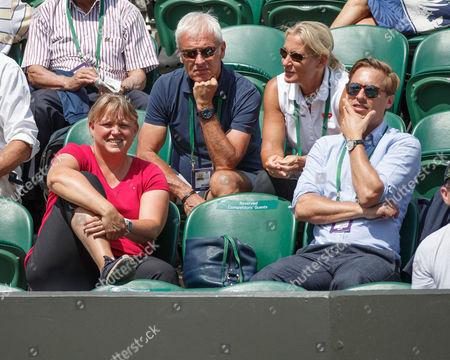 Editorial photo of Wimbledon Tennis Championships, London, UK - 10 Jul 2017