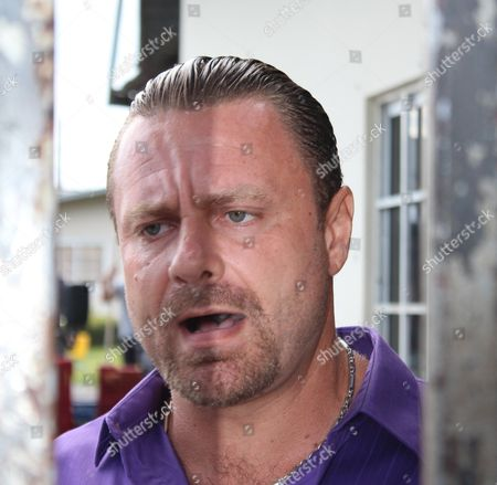American William Dathan Holbert, known as 'Wild Bill', leaves the public jail to be transferred to the Superior Court of Justice of Chiriqui in David, Panama, 10 July 2017. The Panama Public Prosecutor's Office asked the maximum sentence for the confessed murderer of five people.  The prosecution also asked for the maximum conviction for robbery and homicide for ex-wife and accomplice of Holbert, Laura Michelle Reese, with whom he was arrested and sent from Nicaragua to Panama in 2010.