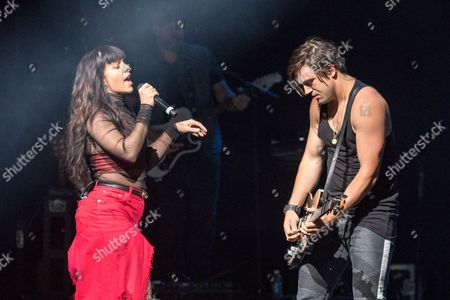 The Band Perry - Kimberly Perry and Neil Perry