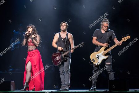 The Band Perry - Kimberly Perry, Neil Perry and Reid Perry
