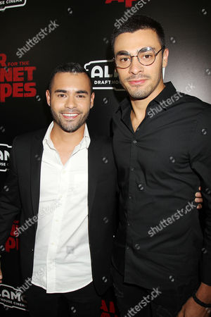 Gabriel Chavarria with Guest
