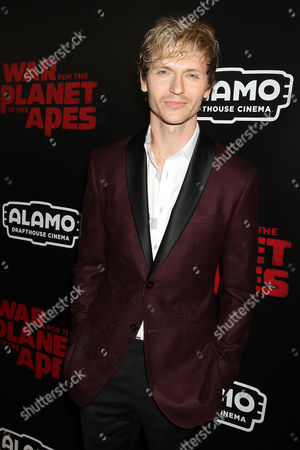 Editorial photo of 20th Century Fox and Alamo Drafthouse Cinema Present a Special Red Carpet Screening of 'War For the Planet of the Apes', New York, USA - 10 Jul 2017