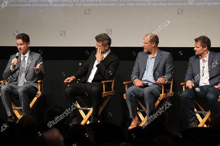 Matt Reeves, Andy Serkis, Woody Harrelson, Steve Zahn