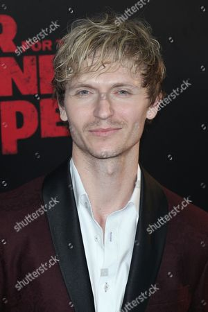 Stock Image of Chad Rook