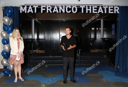 Stock Picture of Mat Franco