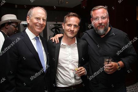 Richard Haass, Michael Moynihan and Shane Smith (CEO; VICE)