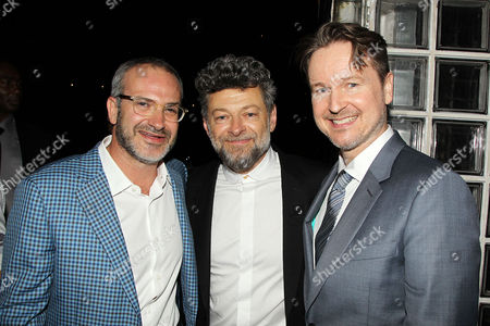 Mark Bomback , Andy Serkis and Matt Reeves