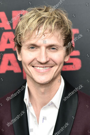 Stock Picture of Chad Rook