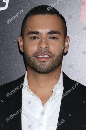Stock Photo of Gabriel Chavarria