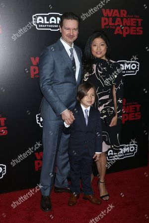 Matt Reeves, director with Family