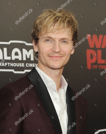 Stock Photo of Chad Rook