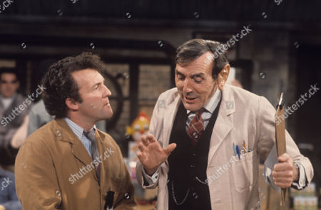 'Curry & Chips' - Norman Rossington and Eric Sykes