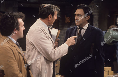 'Curry & Chips' - Norman Rossington, Eric Sykes and Spike Milligan