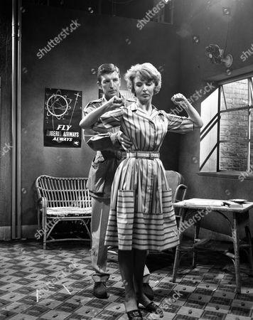 'The Diamond Run'  - Terence Longdon and Nyree Dawn Porter