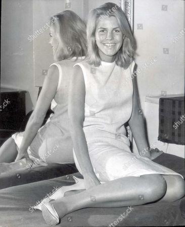 Ilona Rodgers In 1965.