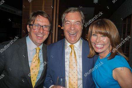 Jason Farrell, Nigel Farage, Kay Burley